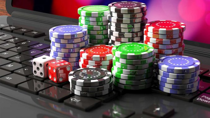 The Latest Introduction In Online Casino Games