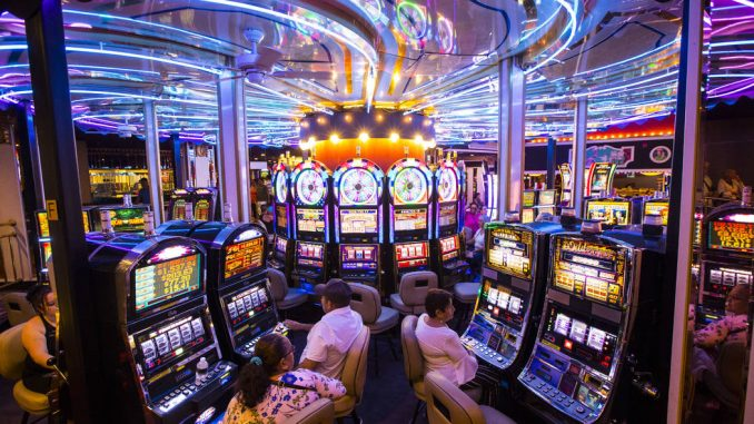 Unidentified Truths Regarding Online Slot Exposed By