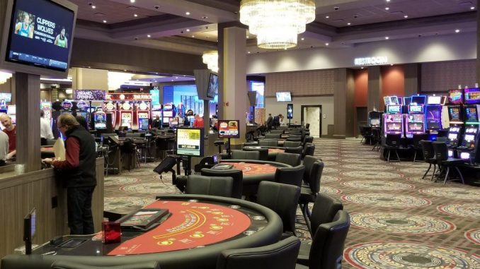 The Key Of Effective Casino