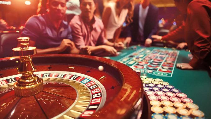 The way to Win Purchasers And Influence Markets with Online Casino